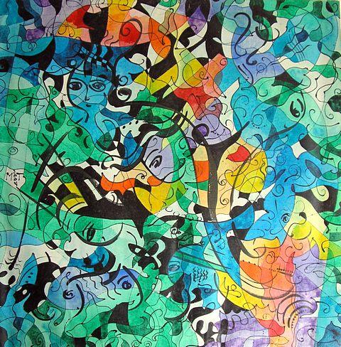 Джазовый витраж, 2004