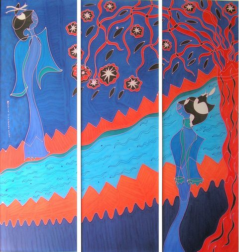 Река времени, 2003