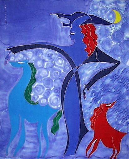 Повелительница снов, 2003