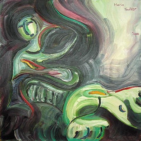 Раненная птица, 2002