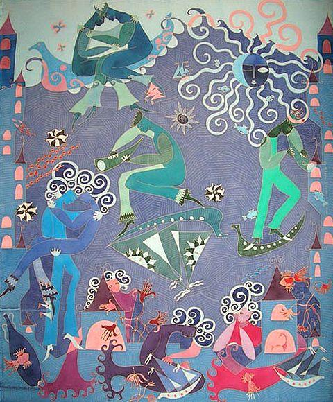 Легенда о море и небе, 2005