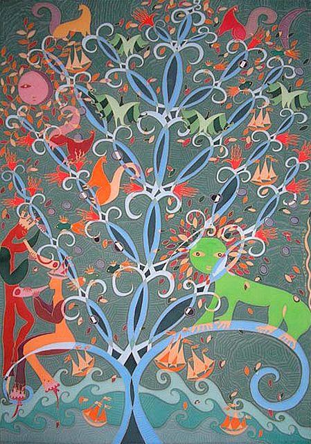 Райский сад, 2005