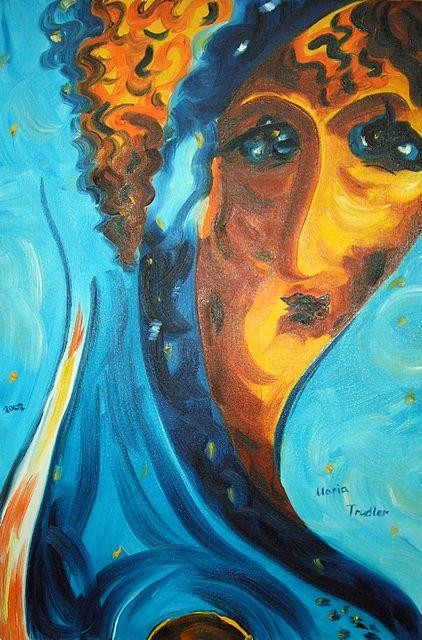 Голубое покрывало, 2002
