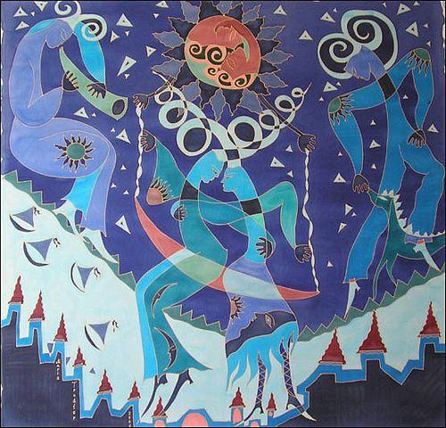 Солнечные качели, 2005